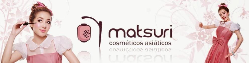 Matsuri Cosméticos Asiáticos
