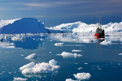 hình ảnh đẹp Bắc Cực