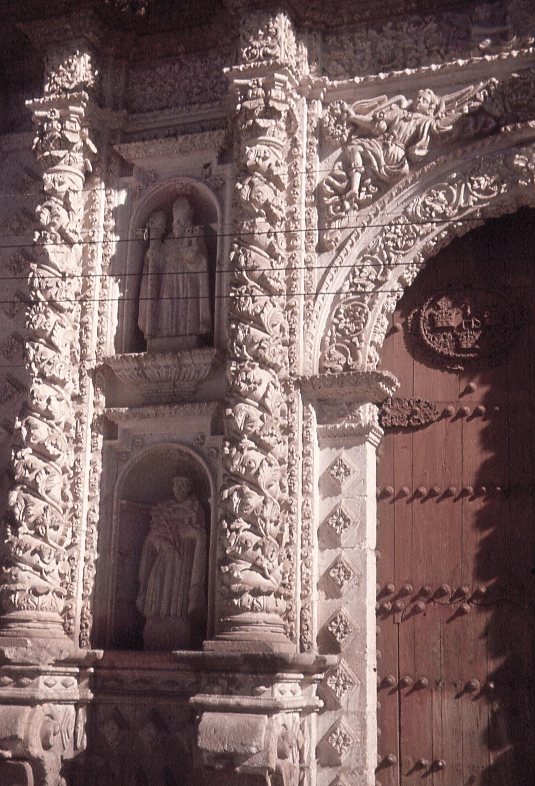 El Barroco Mestizo en el Virreinato del Perú. | Arquitecto Alberto ...