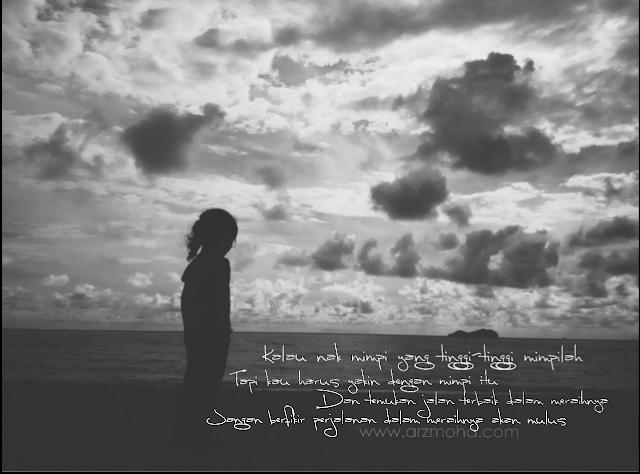 kejar mimpi-mimpimu, beri sokongan pada orang tersayang, jangan halang minat sesorang, quote andrea hirata, quote sang pemimpi, kids at the beach, gambar kanak-kanak,
