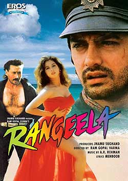 Rangeela 1995 Bollywood 300MB Hindi WEB HD 480p