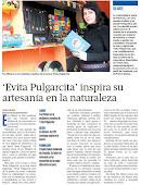Entrevista a Evita Pulgarcita en el Odiel