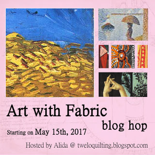 Art with fabric 2017