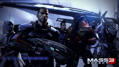Mass Effect 3 Citadel Screenshots