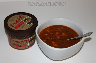 Campbell's Slow Kettle Style Southwest Style Chicken Chili Soup Review