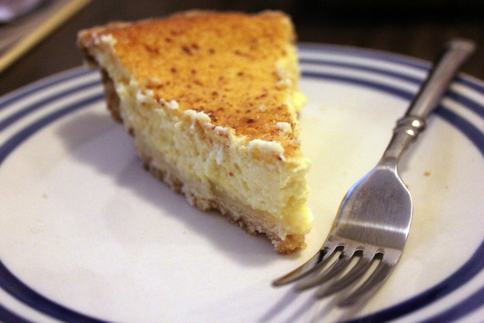 Ricotta Rice Pie by freshfromthe.com