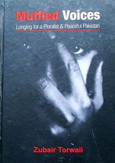 Cover: Muffled Voices: Longing for a Pluralist & Peaceful Pakistan By Zubair Torwali in PDF Free Download
