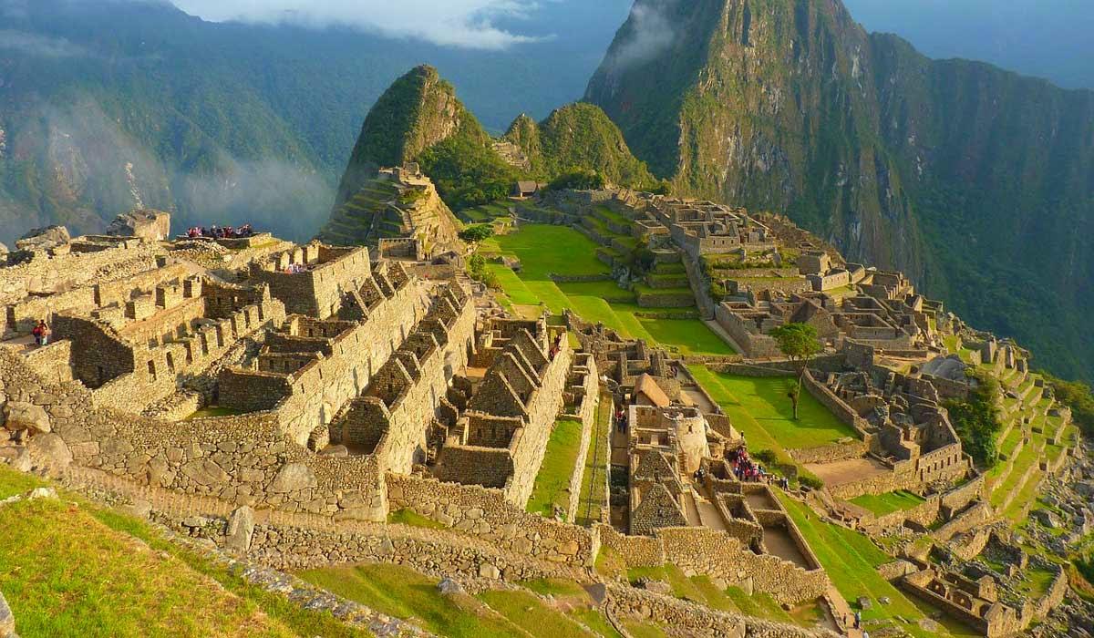 Quiénes eran los incas- muchu pichu en peru