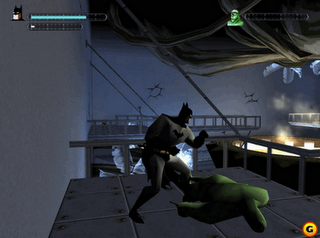 Batman : Vengeance PC Games