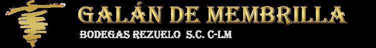 Galán de Membrilla - Bodegas Rezuelo, S.C
