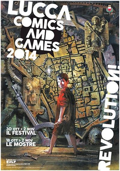 Lucca+Comics+&+Games+2014