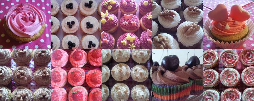 Cupcakes Cafécrème