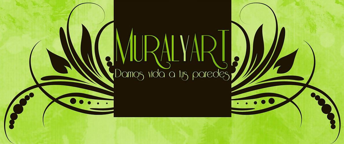 Pintura mural, arte en pared y murales decorativos en Zaragoza, Huesca y Teruel: Muralyart