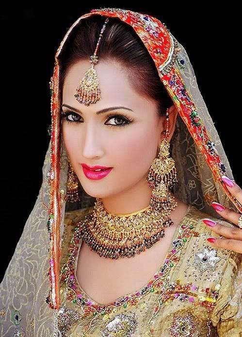 Bridal Dresses: Indian bridal wear