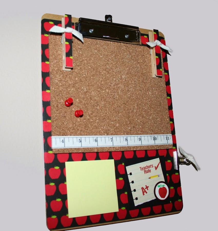 Tableros de notas a partir de corcho con fantásticos diseños