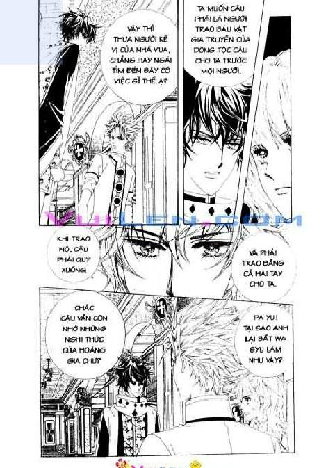 Công chúa của tôi Chapter 7 - Trang 32