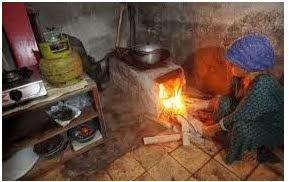Rasa nikmat memasak dengan kayu bakar