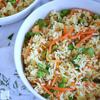 Homemade Rice Pilaf | by Life Tastes Good