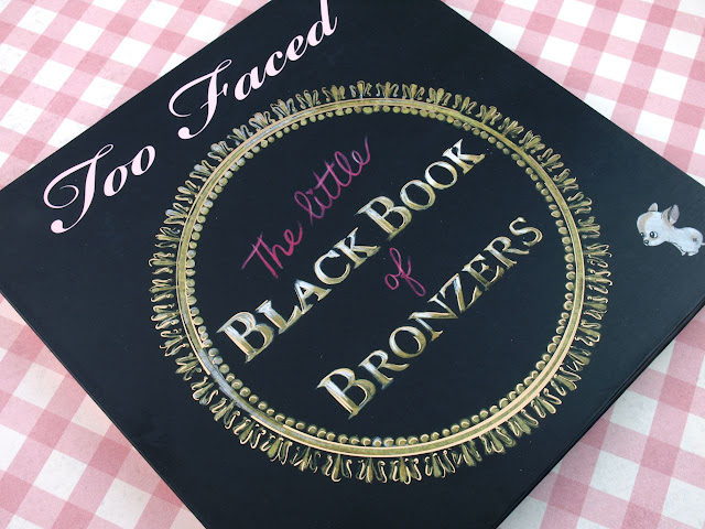 Too Faced The Little Black Book of Bronzers: Review and Swatches