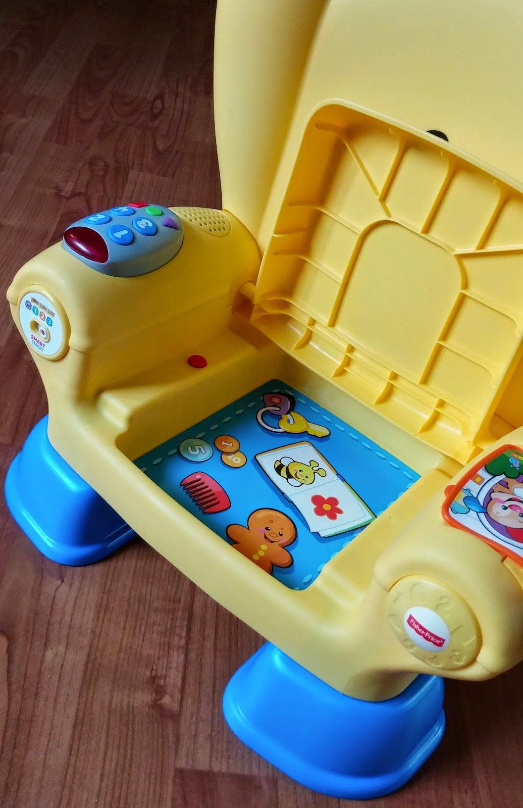 Introducing the new fisher price laugh amp learn smart stages chair