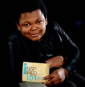 Actor Osita Iheme AKA pawpaw, speaks on his recently released motivational book