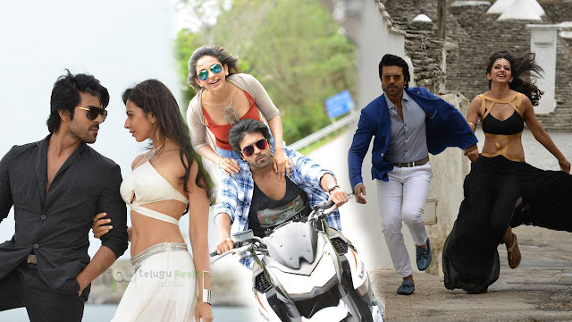BruceLee Telugu Movie Latest Stills | Ram Charan | Rakul Preet Singh