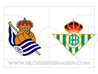 Prediksi Pertandingan Real Sociedad vs Real Betis