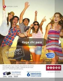 Almacenes siman revista verano 2013