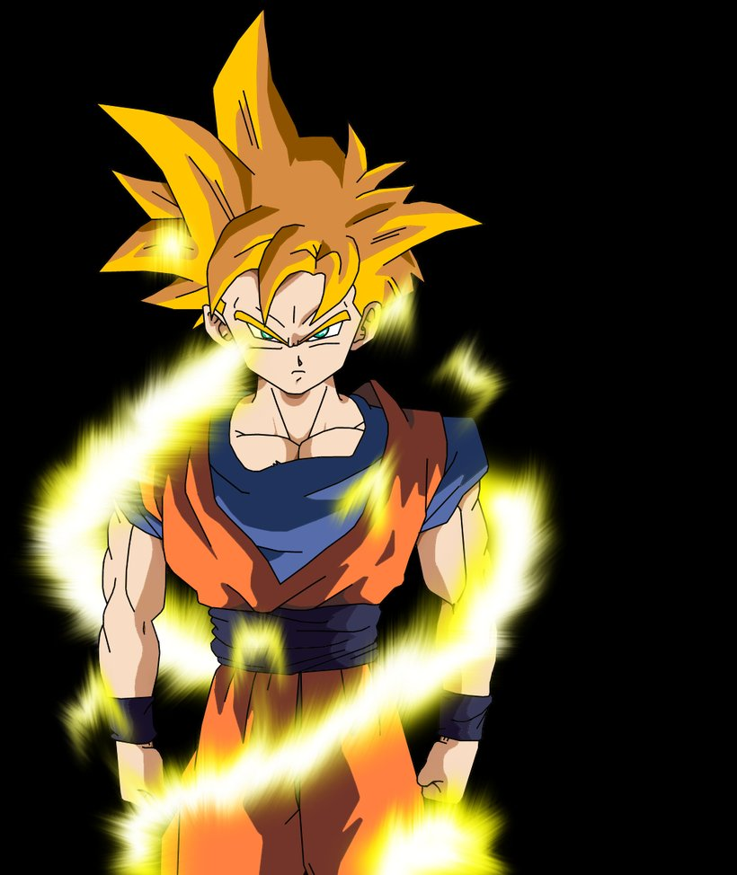 Dragon ball z wallpapers teen gohan super saiyan - Teen gohan wallpaper ...