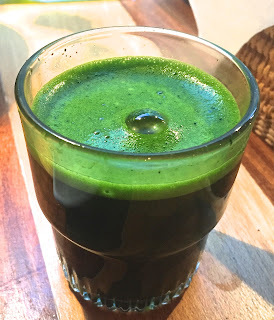 The Green Detox Juice in Paris Blog