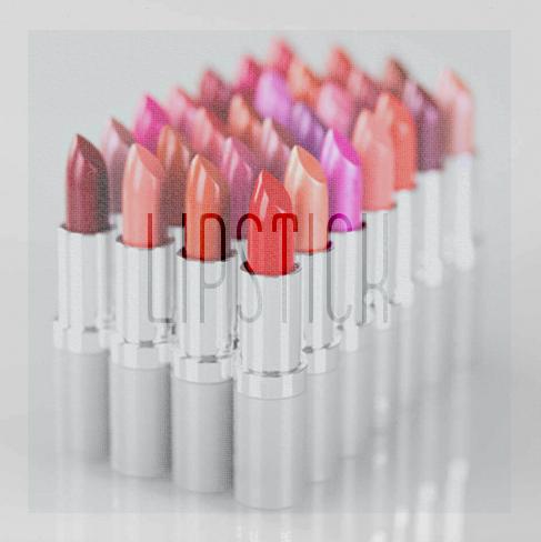 zalora lipstick or lipgloss image edited by PC