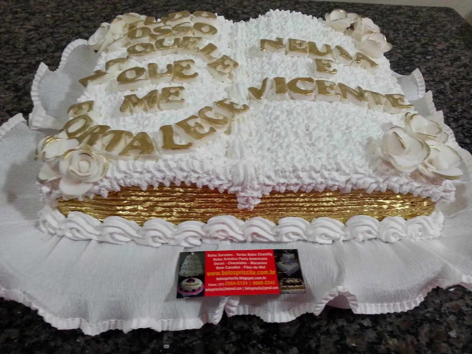 Bíblia aberta - Aniv Casamento