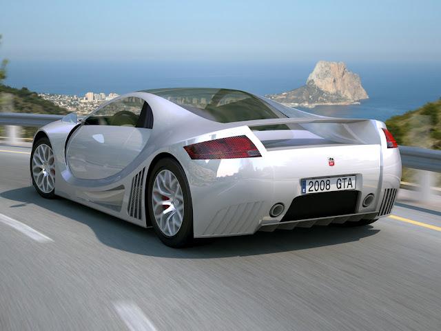 Superdeportivo GTA