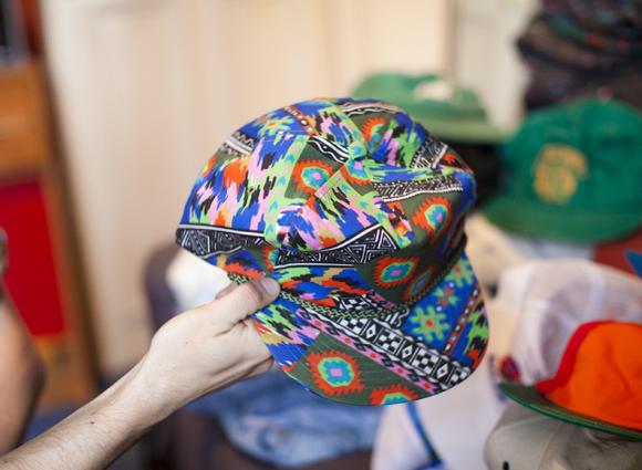 The Collectors: Snap Back caps
