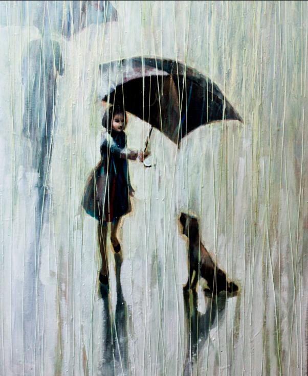 Fetiţa bibelou şi câinele fără umbrelă Maria Teodorescu Bahnareanu poveste Wrinkles on my Timeline
