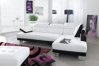 Canapé relax design