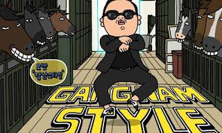 Video gangnam style - PSY
