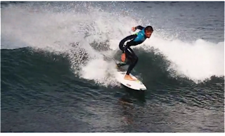 cory lopez slow motion surf O