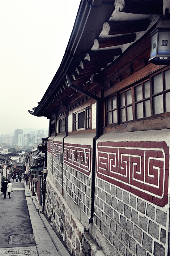 korean traditional house samcheongdong seoul