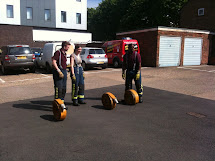 Vote 76 - Mark & Leanne' Wedding Fire Training With