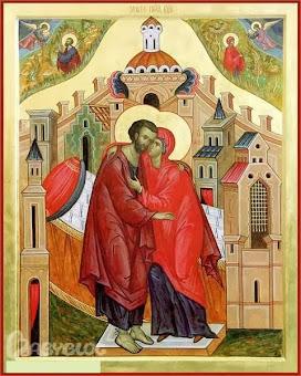Azi 9 septembrie praznuirea Sfintilor si Dreptilor parinti Ioachim si Ana !