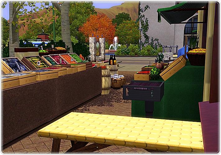 Delete Bars Cafes Sims