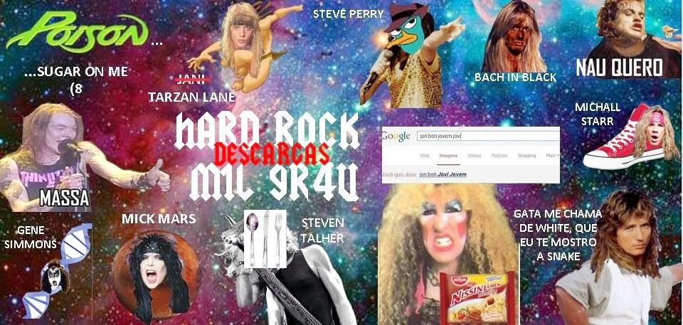 Hard Rock Descargas M1L GR4U