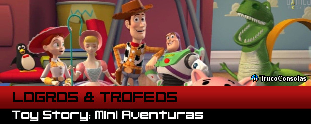 Trofeos Toy Story: Mini Aventuras PS XBox 360