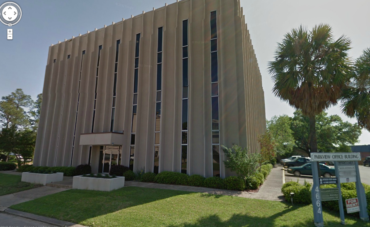 alpha university happens to be a suite in the parkview office building which happens to be dr conrad adams hypnosis office