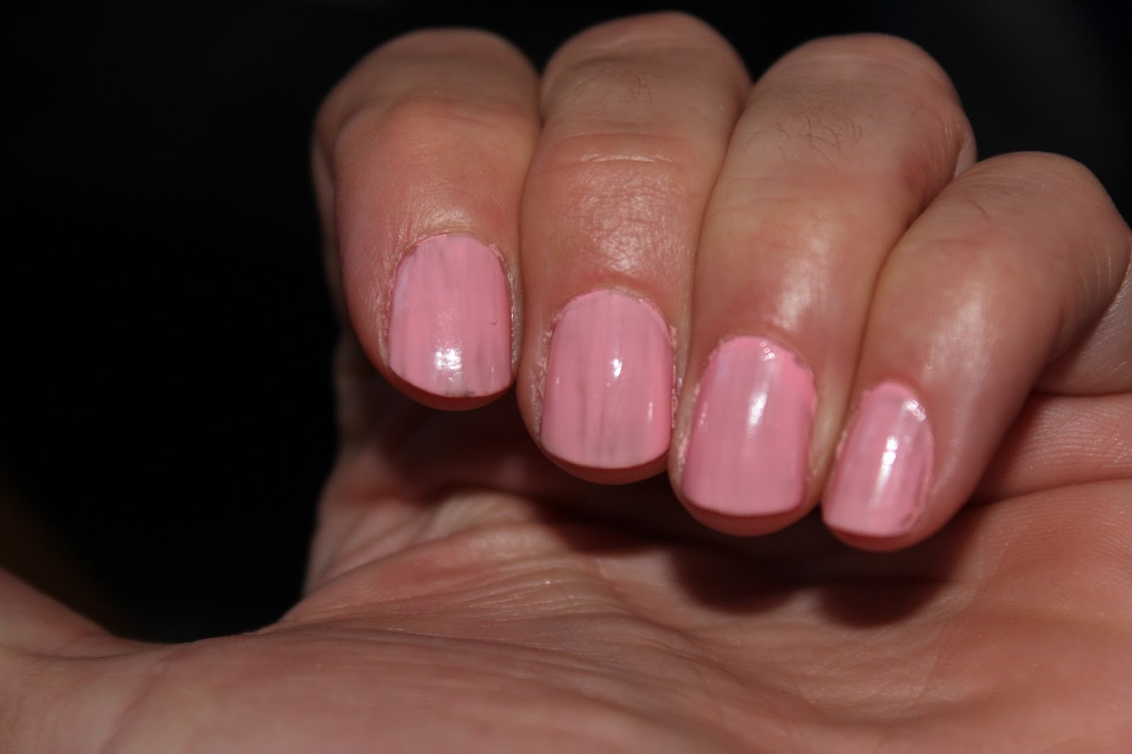 carakitty\'s claws: Review: Revlon Gel Envy color and Diamond Top Coat