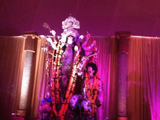Nagpur Rajiv Nagar wardha road Durga Devi 2012