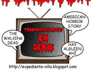 series television terror miedo