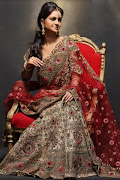 Indian Wedding Sarees 2012