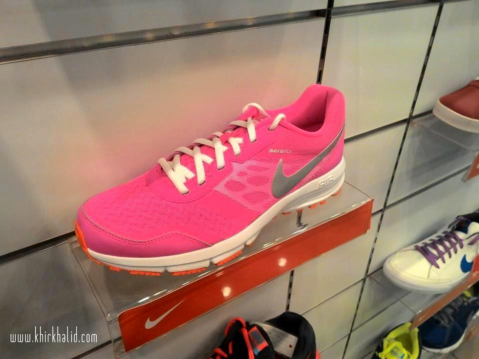Nike pilihan